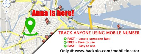 how to track someone s location using mobile number