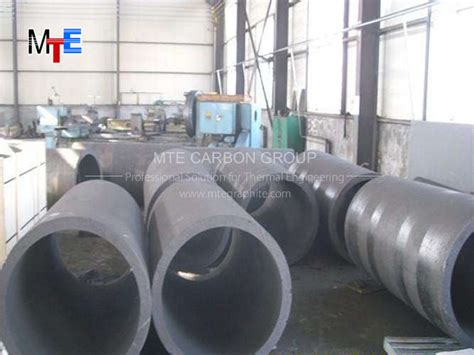 graphite tube mte carbon group professional solutions  thermal engineering