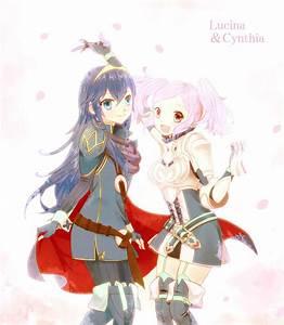 Cynthia (Fire Emblem) - Fire Emblem: Kakusei - Zerochan ...