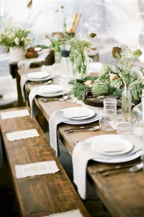 25 Best Ideas About Outdoor Table Settings On Pinterest