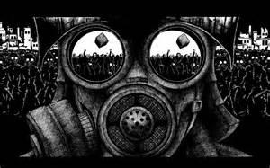 Dark Psychedelic Art Scary