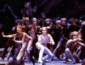 cats musical cast images