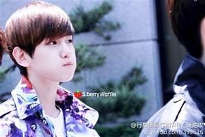 Pics For > Exo Baekhyun Aegyo