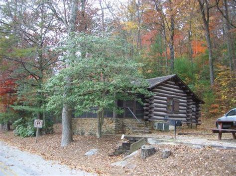 Vogel State Park Cabin Rentals