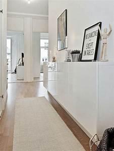 Meuble Couloir étroit : 5 id es d co pour un couloir joli place ~ Teatrodelosmanantiales.com Idées de Décoration