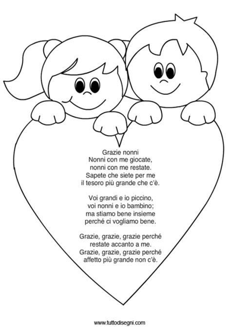 Amaca Dizionario by Testo Sui Nonni 28 Images Festa Dei Nonni