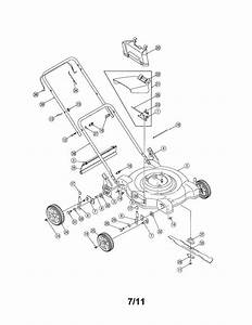 33 Yardman Riding Mower Parts Diagram
