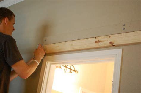 installing a barn door diy sliding barn door