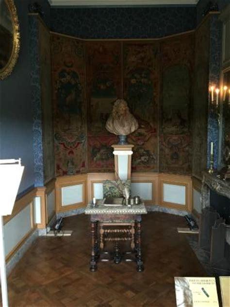 bureau de jean de la fontaine picture of chateau de vaux