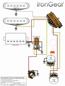 2 Volume 1 Tone 5 Way Switch Wiring Diagram