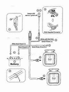 Wiring Diagram For Piaa Lights