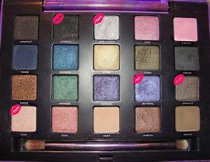 Beauty Guide 101: Urban Decay Vice 2 Makeup