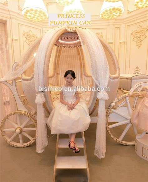 royal crown cinderella pumpkin coach bedluxury princess
