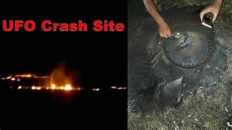 UFO crash landed near a village in Western Kazakhstan ...