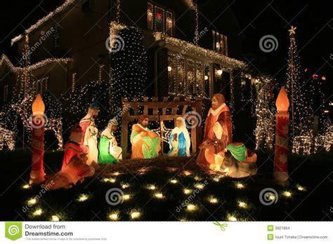 jesuschristmas decoration stock images image