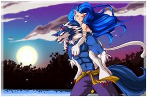 Felicia + Jon Talbain by Lapres on DeviantArt