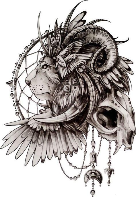 coole loewen tattoo ideen zur inspiration tattoo