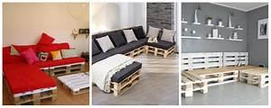 Küche Praktisch Einräumen : g nstige sofas aus paletten ~ Markanthonyermac.com Haus und Dekorationen