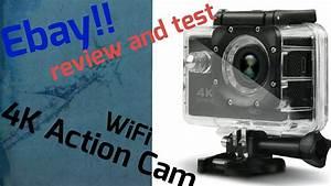 Wlan Cam Test : 4k action cam sport cam wifi on ebay review and test youtube ~ Eleganceandgraceweddings.com Haus und Dekorationen