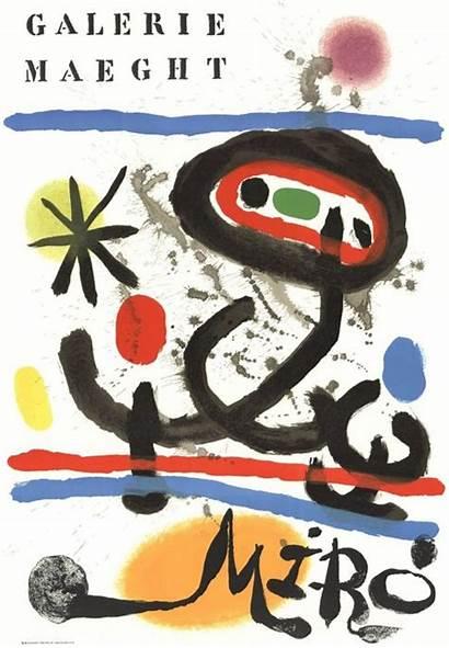 Maeght Miro Galerie 1974 Joan Equinox Lelong