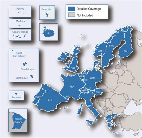 Carte Europe Centrale Garmin by Preloaded Maps En Gb Garmin United Kingdom