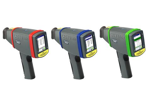 xSORT XRF Gun - Handheld Analyzer | SPECTRO Analytical