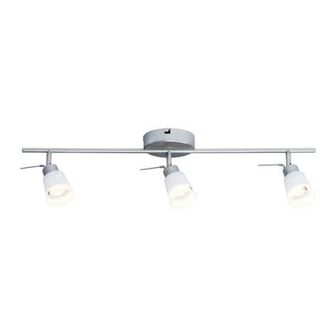 track lighting ikea basisk ceiling track 3 spotlights ikea
