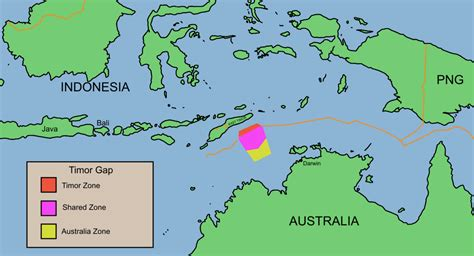 australiaindonesia border wikipedia