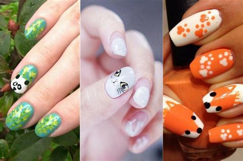 animal nail designs 25 cutest animal nail designs you ll fall in with