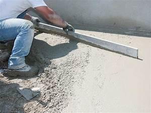 installer un abri de jardin leroy merlin With couler une dalle beton interieur