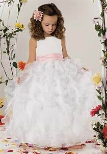 beautiful and fun flower girl dresses cherry marry With flower girl wedding dresses