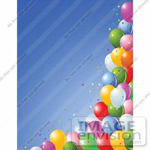 Birthday Party Border Clipart (84+)