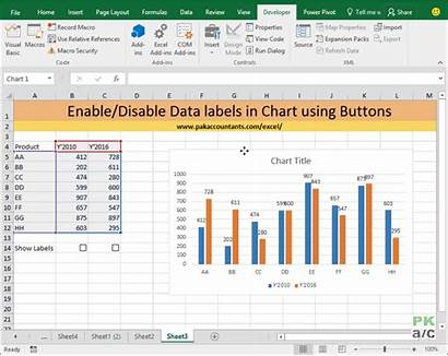 Data Labels Excel Cells Enable Otherwise Label