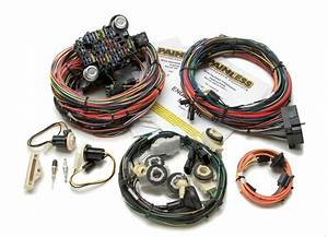 Painless Wiring 20114 Painless Gm Car Chassis Harnesses