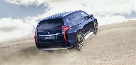2019 All Mitsubishi Pajero by All New Mitsubishi Pajero Sport Launching In India Next Year