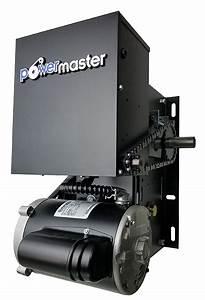 Powermaster Model J Commercial Garage Door Opener