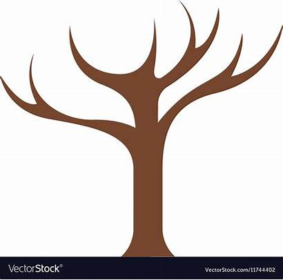 Trunk Tree Clipart Clipground Without Leaves