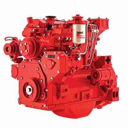 Cummins Engines Series B3 Construction Tier