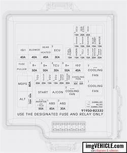 Kia Soul Ii Fuse Box Diagrams  U0026 Schemes