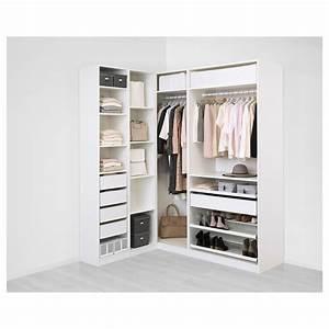 Ikea Pax Schrank : pax corner wardrobe white flisberget light beige 160 188 x 236 cm ikea ~ Orissabook.com Haus und Dekorationen