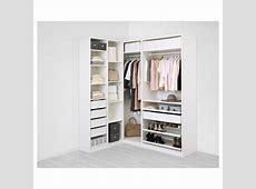 PAX Corner wardrobe Whiteflisberget light beige 160