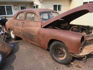 1949 Mercury 4 Door Sedan For Parts Or Restoration Kool