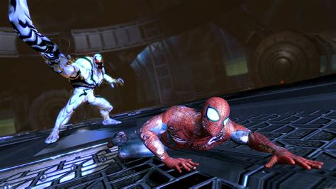 spider man edge  time  video game