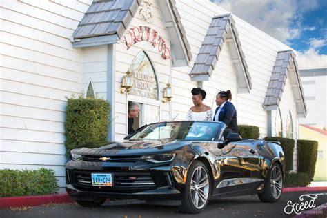 Drive Thru Wedding Las Vegas