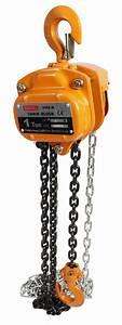 Export Standard 1 T    1 Ton    1 Tonne Manual Chain Block
