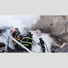 Sobe Para 6 O Número De Desaparecidos No Incêndio Em Sp