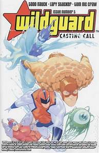 Wildguard, Casting, Call, 2003, Comic, Books