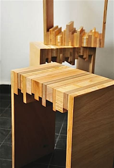 diy creative stools decorating  small space