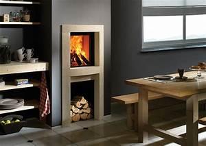 Feu A Bois : kal fire heat pure 45 ~ Melissatoandfro.com Idées de Décoration