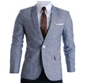 Slim Casual Blazers Jacket for Men